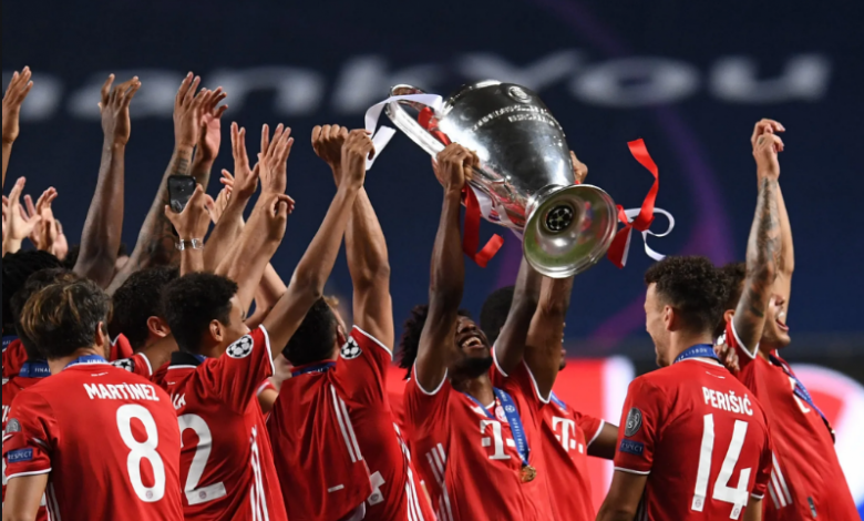 Irresistible Bayern becomes the Europe champions again