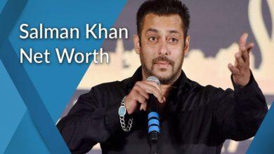 Photo of Salman Khan Net Worth 2020