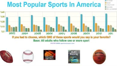 Photo of What Are the Favorite Sports in the USA?