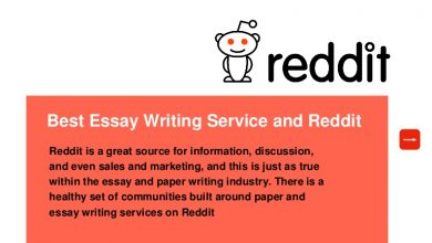 Photo of How to write an essay on Reddit?