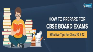 Photo of Tips to Prepare for CBSE Board Exam