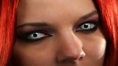 Photo of Why Are Red Contact Lenses So Popular Nowadays?