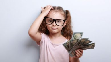 Photo of Buying stocks for kids