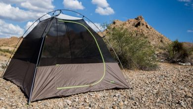 Photo of Playing Basketball & Setting Standup Tents Can Be More Of An Adventure!