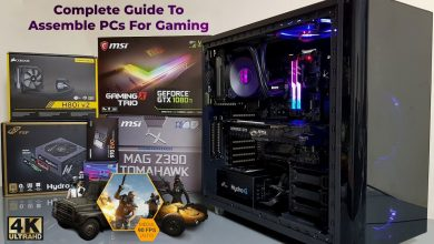 Photo of Complete Guide To Assemble PCs For Gaming