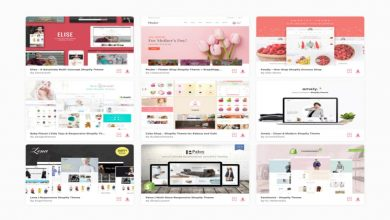Photo of The Latest Shopify Web Design Make-up