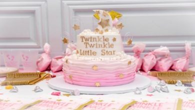 Photo of Baby Shower Cake Guide For the Noob
