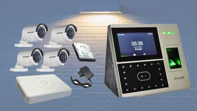 Photo of CCTV camera & Biometric attendance machine price in Pakistan