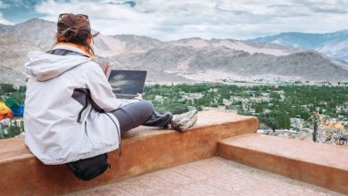 Photo of Things that are essential to becoming a Digital Nomad