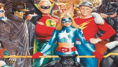 Photo of The Story Behind Stargirl and the New Justice Society of America
