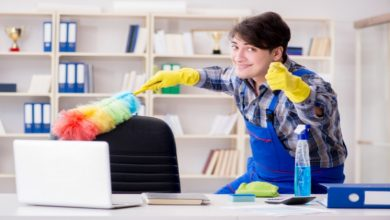 Photo of Top 4 benefits of using office cleaning service