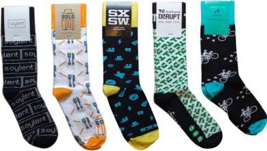 Photo of Custom Designed Socks