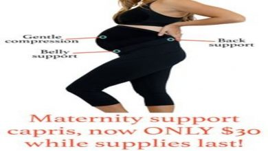 Photo of Find The Best Maternity Activewear Online