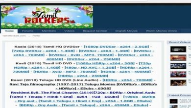 Photo of Tamilrockers proxy | Tamilrockers cc | Tamilrockers website – Can you Download Movies from Tamilrockers Proxy unblock without any Hassle?