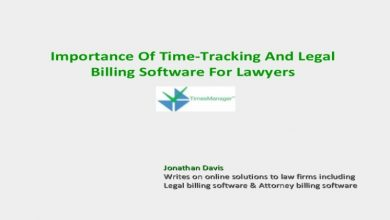 Photo of The Importance of Time Tracking Software in a Legal Firm