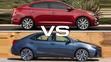 Photo of Toyota Corolla vs Hyundai Accent