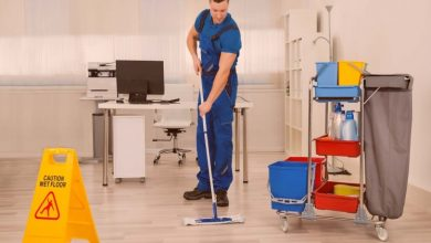 Photo of Professional house and office cleaning service in Karachi