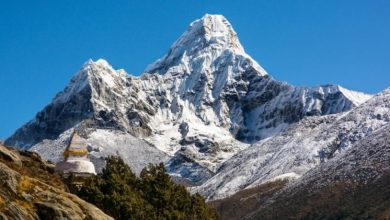 Photo of General Information and our experience with Ama Dablam