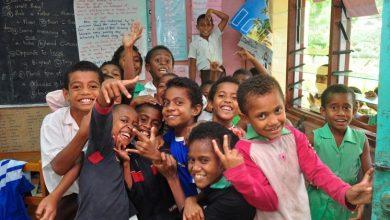 Photo of School Trip to Fiji Islands