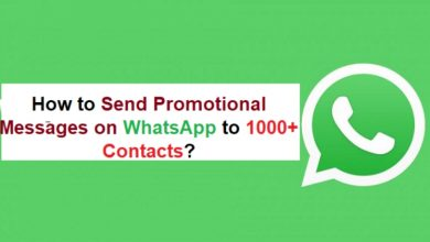 Photo of How to Send Promotional Messages on WhatsApp to 1000+ Contacts?