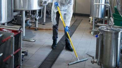 Photo of Types Of Industrial Cleaning