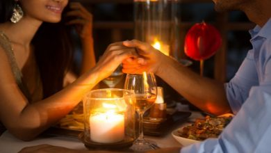 Photo of ROMANTIC CANDLELIGHT DINNER IDEAS THAT WILL IMPRESS