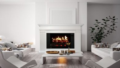 Photo of The benefits of installing electric fireplaces
