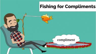 Photo of Fishing for Compliments
