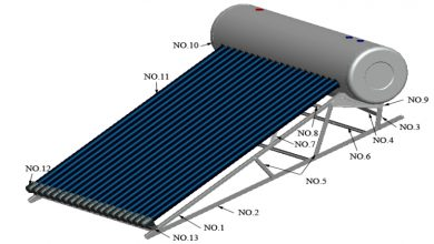 Photo of WHY TO CHOOSE A PRESSURISED SOLAR WATER HEATER