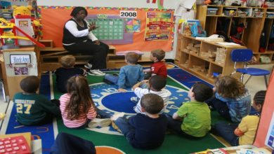 Photo of PRE-ELEMENTARY EDUCATION