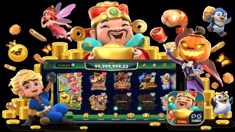Pg slot site: win slot games and get a chance to play bonuses slot rounds |  Magazines2day
