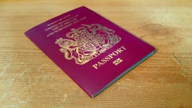 Photo of How to get a UK passport or passport card