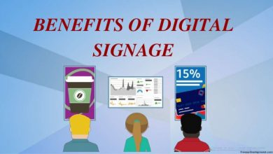 Photo of The Benefits of Digital Signage