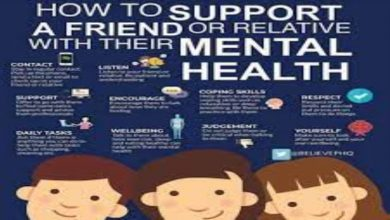 Photo of How to help your friend through mental health issues