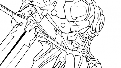 Photo of Printable Transformers Coloring Pages for Kids and Adults
