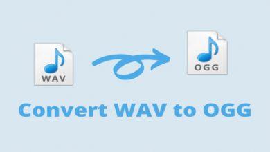 Photo of Convert wav to ogg