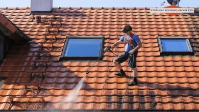 Photo of The things that can happen if you do not clean your roof.