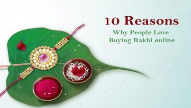 Photo of 10 Reasons Why People Love Buying Rakhi online