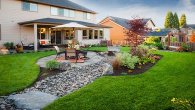 Photo of 5 Unique Landscaping Ideas for Home Gardens