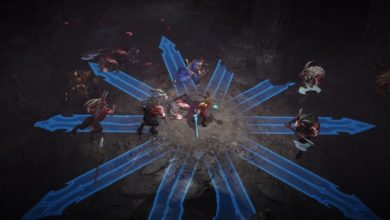 Photo of A large preview of Diablo Immortal.A legend in your pocket or a mobile grinder?