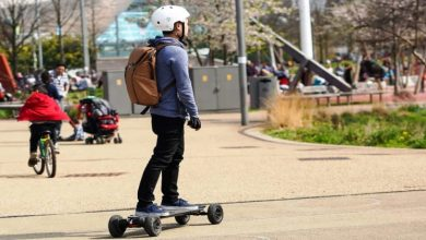 Photo of How fast an electric skateboard can go?