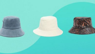 Photo of A bucket hat could be a product appropriate for each fashion and sun protection.