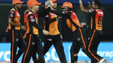 Photo of SRH crew to leave for the UAE on September 1 : IPL 2021