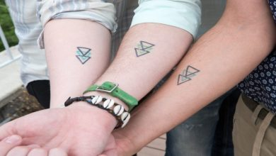 Photo of The wrist is one of the typical places to get a tattoo, especially for phrases full of meaning.