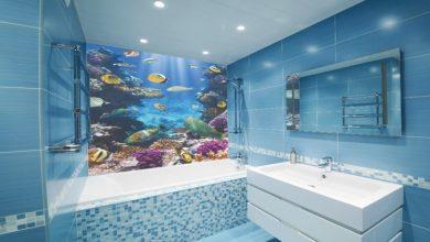 Photo of Фотообои для ванной комнаты: за и против