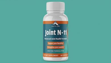Photo of Different types of joint support supplements
