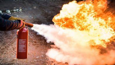 Photo of Protect your unmanned buildings with automatic ABC powder fire extinguishers