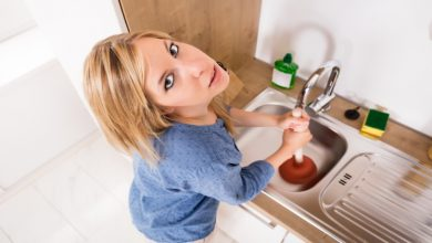 Photo of Top 4 DIY Solutions for Blocked Drains