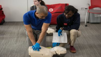 Photo of Top reasons that you should take your CPR certification online vs in person!