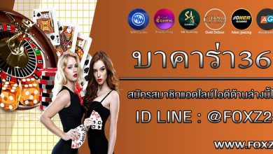 Photo of Apply for Baccarat Online – Play via mobile, minimum 5-10 baht per eye.